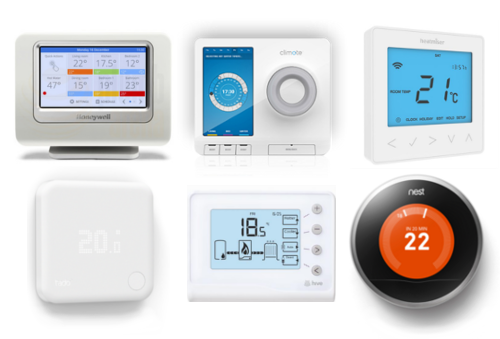 Smart-Thermostats