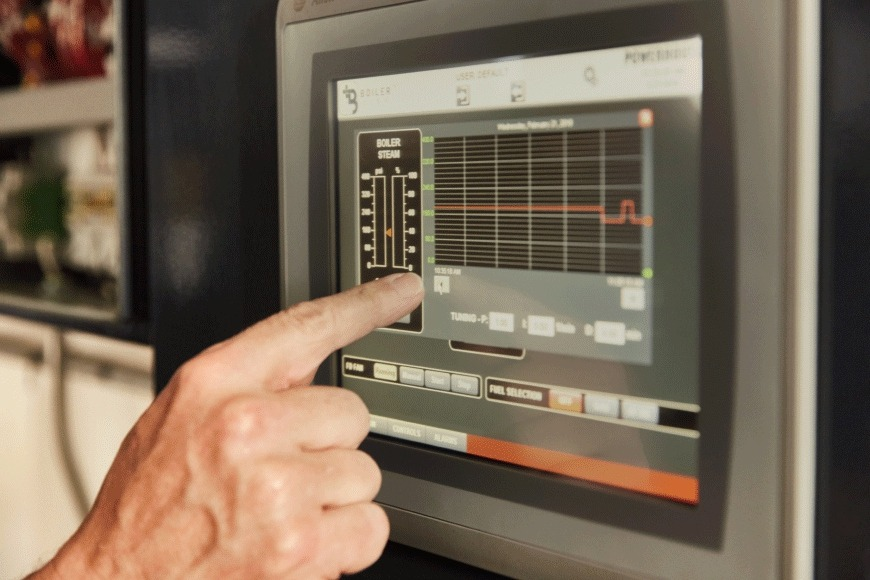 The Benefits of Monitoring your Boiler Remotely